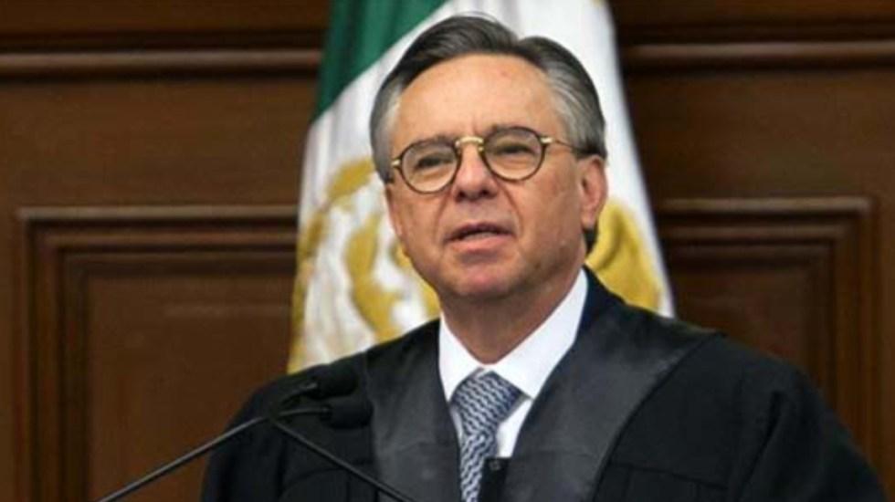 Medina Mora pide a López Obrador respetar al Poder Judicial - medina mora pide que amlo respete al poder judicial