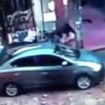 #Video Ejecutan a agente federal en menos de tres segundos en Xochimilco