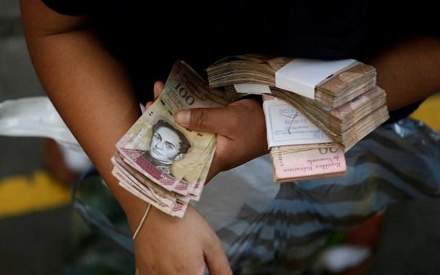 Los países con mayor inflación en 2018 - El bolívar es la moneda de Venezuela