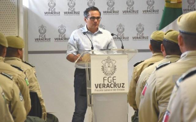 No habrá tintes políticos en juicio a fiscal veracruzano: Ríos Uribe - Foto de Fiscalía General de Veracruz