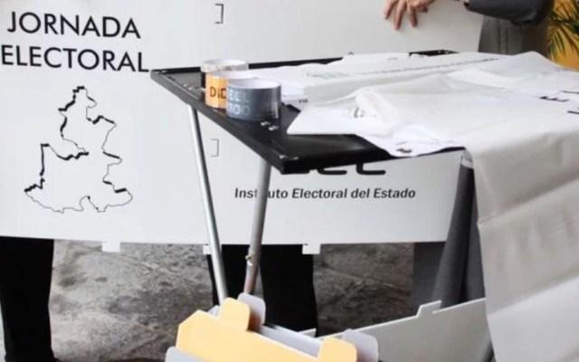 Elección extraordinaria en Puebla costaría 450 mdp - Elección en Puebla. Foto de Internet