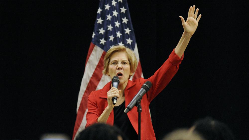 Elizabeth Warren anuncia pasos para retar a Trump en 2020 - Foto de AFP