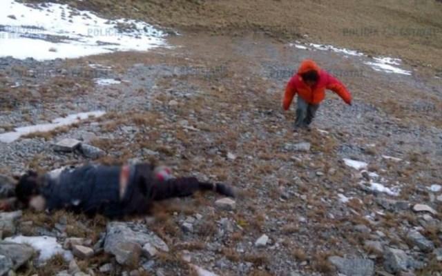 Descubren cuerpo de joven extraviado en el Nevado de Toluca - Foto de Internet