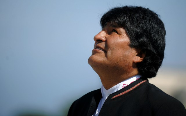 Dan luz verde a cuarta candidatura presidencial de Evo Morales - Foto de AFP