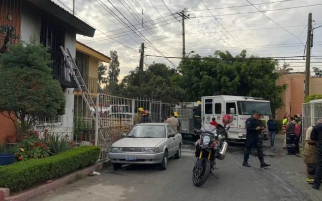 Incendio acaba con la vida de cinco integrantes de una familia zapopan - Foto de Quadratín