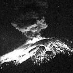 Registra volcán Popocatépetl explosión este sábado - Foto de @capacapa