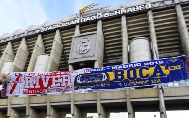 TAS rechaza reclamación de Boca para suspender final de Libertadores - Foto de GABRIEL BOUYS / AFP