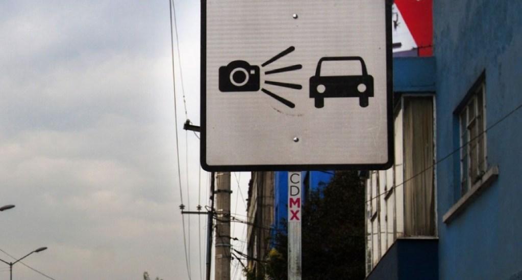 Se cancelan las fotomultas en Ciudad de México. Noticias en tiempo real