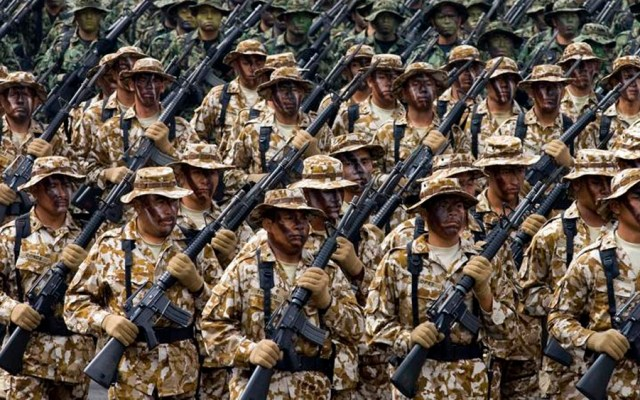 AMLO prevé que Guardia Nacional se apruebe en estados esta semana - Foto de AFP