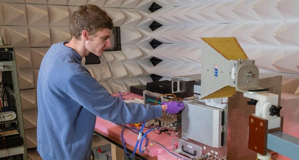Impresora 3D en la Estación Espacial permite reciclar el plástico - Foto de NASA