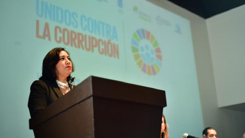 Eréndira Sandoval acepta que Función Pública no tiene incidencia en Iniciativa Privada