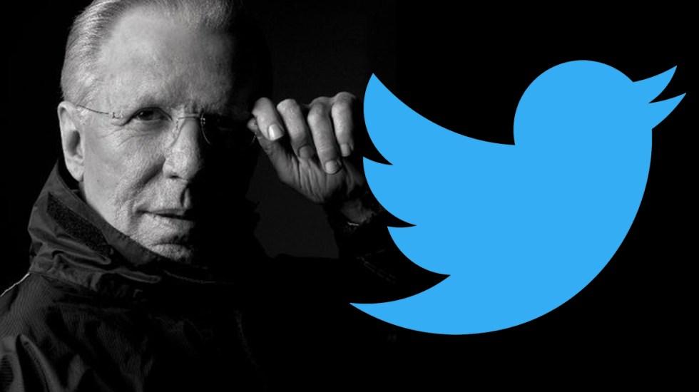 López-Dóriga entre los líderes de opinión más mencionados en Twitter