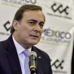Necesario mejorar clima de negocios para atraer inversión: CCE - Juan Pablo Castañón. Foto de Internet
