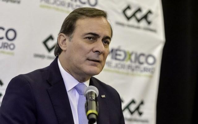 CCE propone que empresas privadas importen y distribuyan gasolina - Juan Pablo Castañón. Foto de Internet