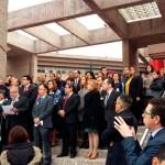 Jueces y magistrados piden respeto a la división de poderes