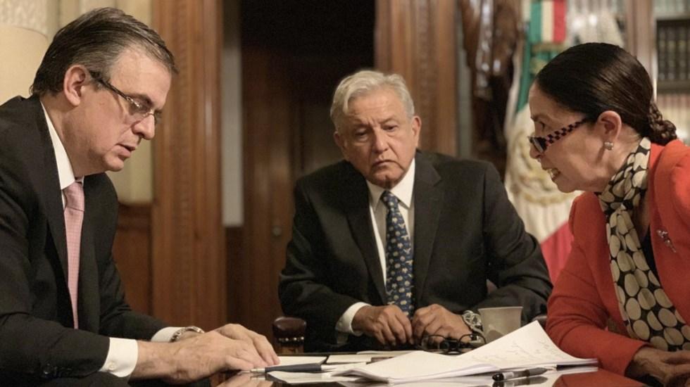 López Obrador habla con Trump sobre migración