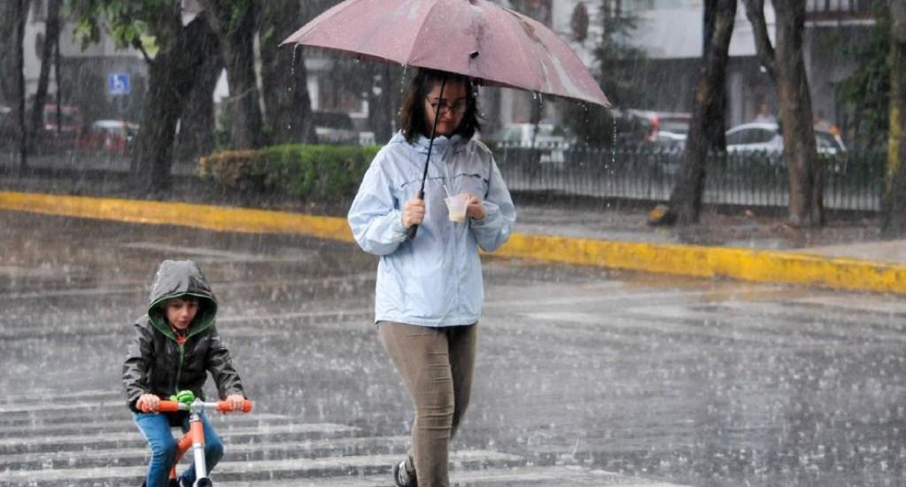 Frente frío 44 ocasionará tormentas en el sureste del país. Noticias en tiempo real