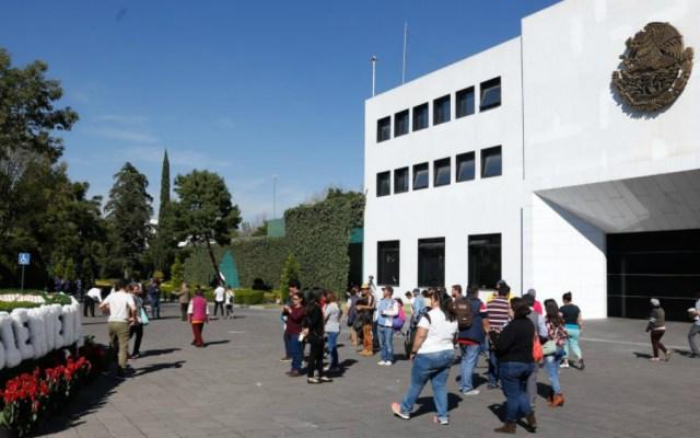 Pide AMLO investigar presunta desaparición de obras de arte en Los Pinos - Foto de Cuartoscuro