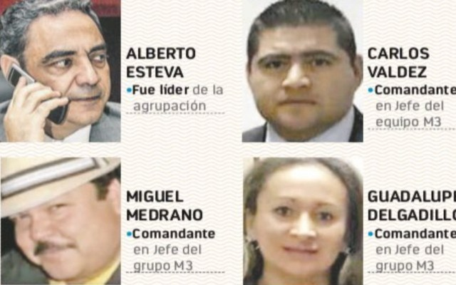 Identifican a ex integrantes de centro de espionaje capitalino - Foto de ContraRéplica