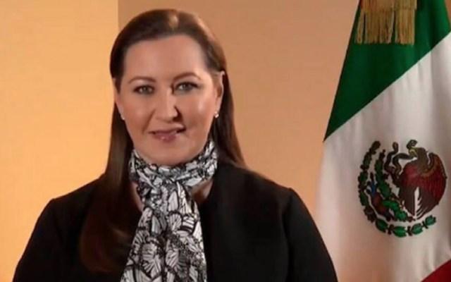 Sería triste que AMLO no visitara a sus votantes en Puebla: Erika Alonso - martha erika alonso lamenta negativa de amlo a visitar puebla