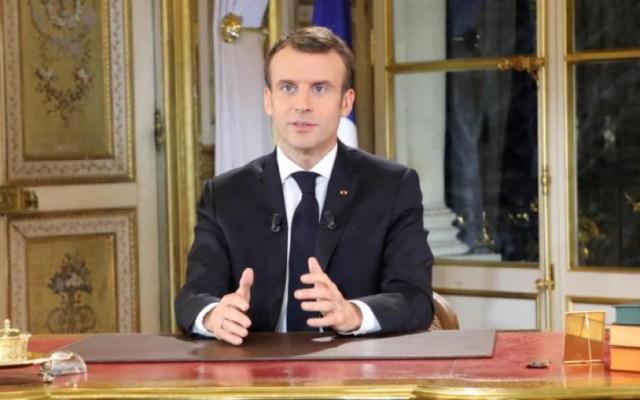 Macron anuncia aumento al salario mínimo ante protestas - Macron anuncia aumento al salario mínimo ante propuestas en francia