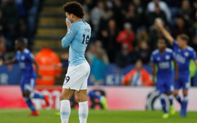 El Manchester City cae al tercer lugar de la Premier League - El Manchester City cae al tercer lugar en la Premier