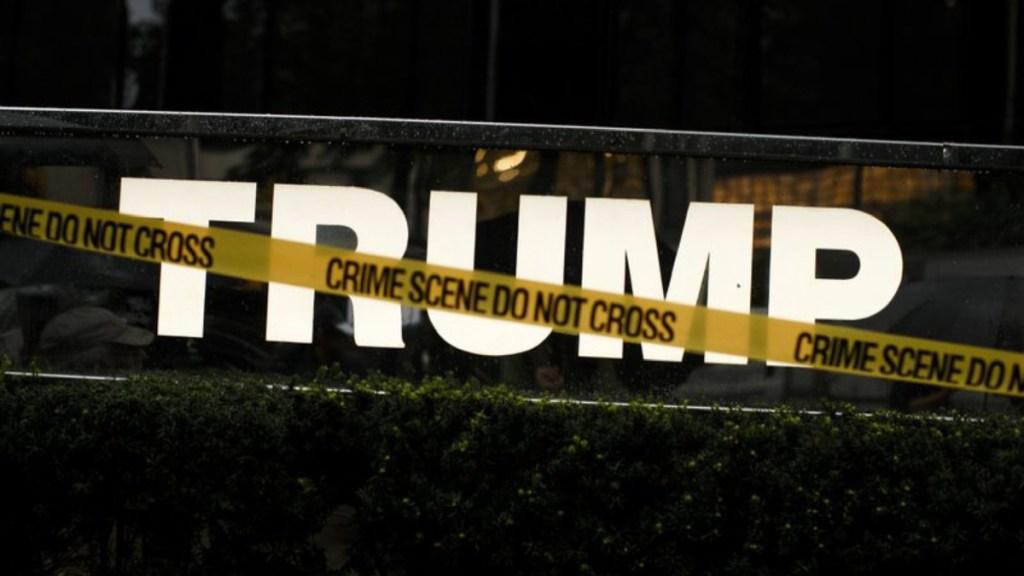 La marca Trump sufre por mala imagen del presidente - marca trump afectaciones