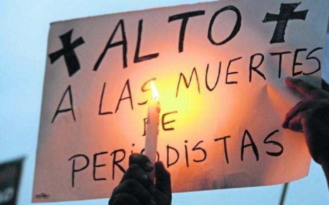 CIDH llama a terminar con la impunidad en ataques a periodistas - Marcha contra asesinato de periodistas. Foto de Internet