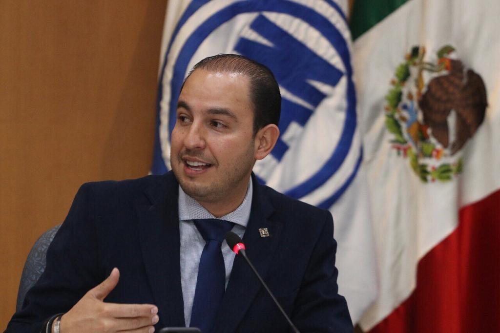 Mediocre meta de crecimiento del PIB con AMLO: Marko Cortés