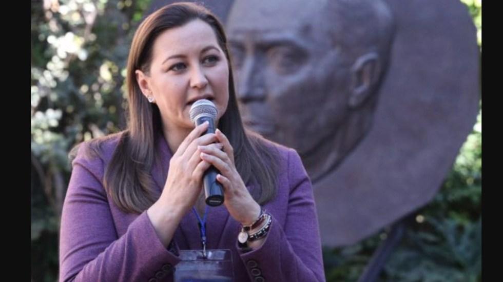 Triunfo de Martha Erika, el fraude electoral más grande de Puebla: Morena - Foto de Twitter Martha Erika Alonso