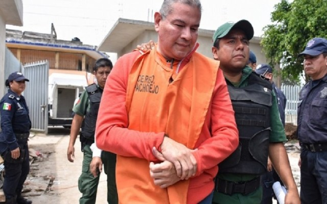 Extesorero de Javier Duarte sale de la cárcel - Mauricio Audirac fue ingresado al Penal de Pacho Viejo. Foto de Internet