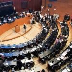 Ley de Ingresos saldría el jueves, confía senador de Morena - Foto de @CanalCongreso