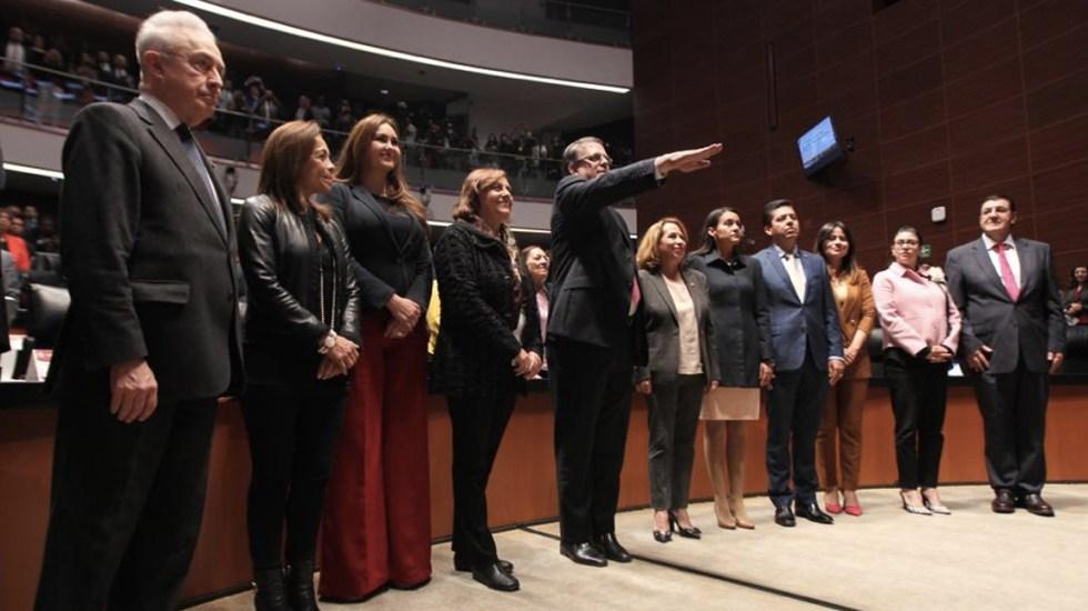 México no intervendrá en conflictos con América Latina: Ebrard - Foto de Twitter SRE