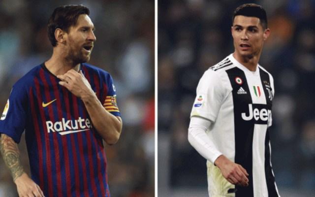 """""""No necesito cambiar de equipo para fijarme nuevos objetivos"""": Messi - messi descarta emigrar a italia para competir nuevamente con cristiano ronaldo"""