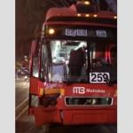 Metrobús atropella y mata a mujer en Insurgentes Sur