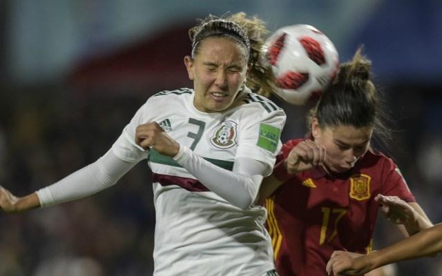 México es subcampeón Mundial Femenil Sub-17 - Foto de AFP