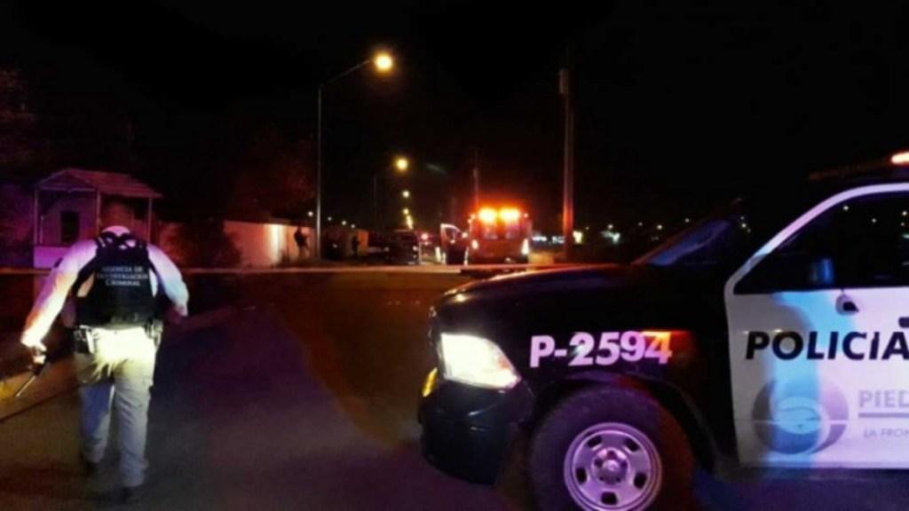 Matan a elemento de Fuerza Coahuila en enfrentamiento en Piedras Negras - Foto de @SuperChannel_12
