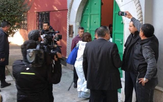 Niño muere apuñalado en la colonia Nativitas - Casa donde ocurrió el homicidio, en Nativitas. Foto de Internet