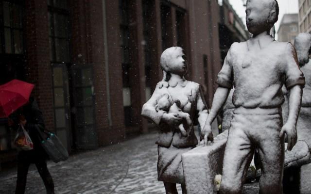Alemania indemnizará a judíos evacuados durante la Segunda Guerra Mundial - Foto de AFP