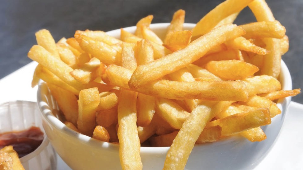 Médico de Harvard recomienda comer solo seis papas a la francesa - Foto de Internet