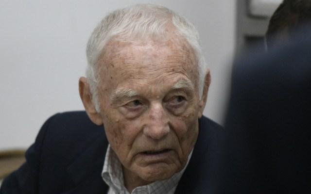 Condenan a prisión a ex directivos de Ford por complicidad con dictadura argentina - Pedro Müller, exgerente de manufactura de Ford, fue sentenciado a 10 años de cárcel. Foto de AFP