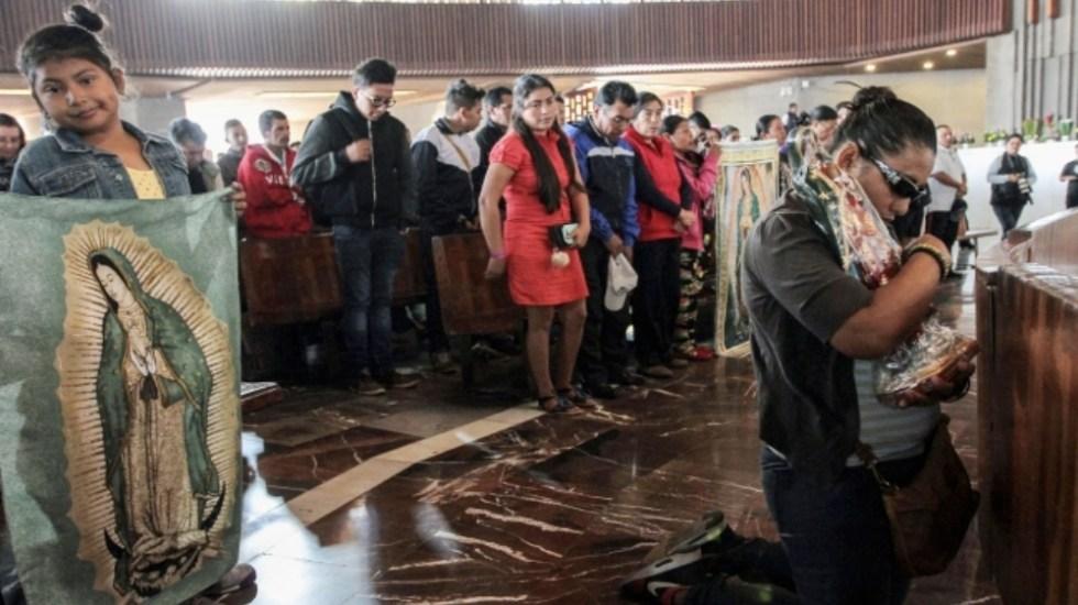 Suman más de tres millones de peregrinos a la Basílica - Foto de Notimex