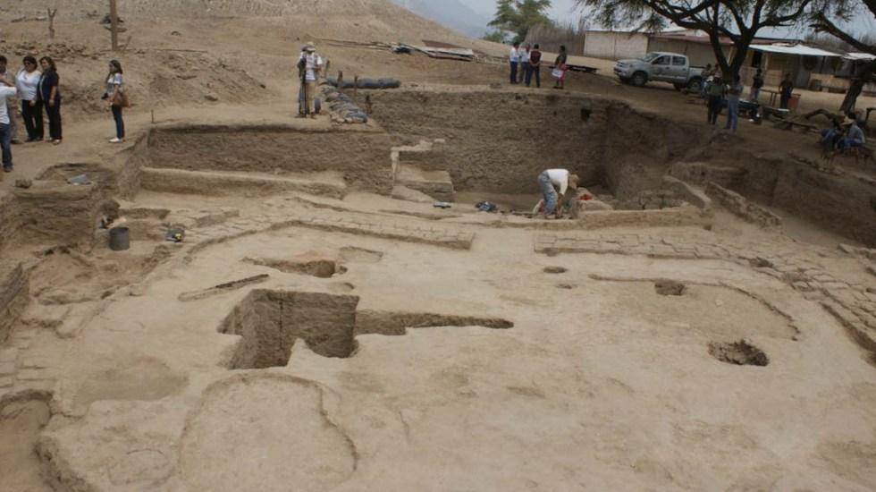 Descubren centro ceremonial en Perú con restos de sacrificios humanos - Foto de Perú 21