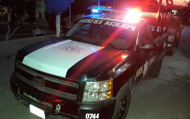 #Video Pobladores retienen a policías y los ponen a barrer en Hidalgo - Facebook: Ayuntamiento Santiago de Anaya 2016 - 2020