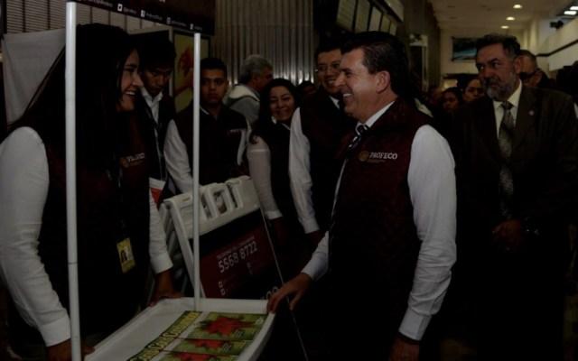Profeco inicia operativo especial de temporada decembrina - Foto de @Profeco