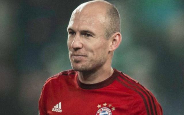 Robben causa baja hasta enero por problemas musculares - Foto de Internet