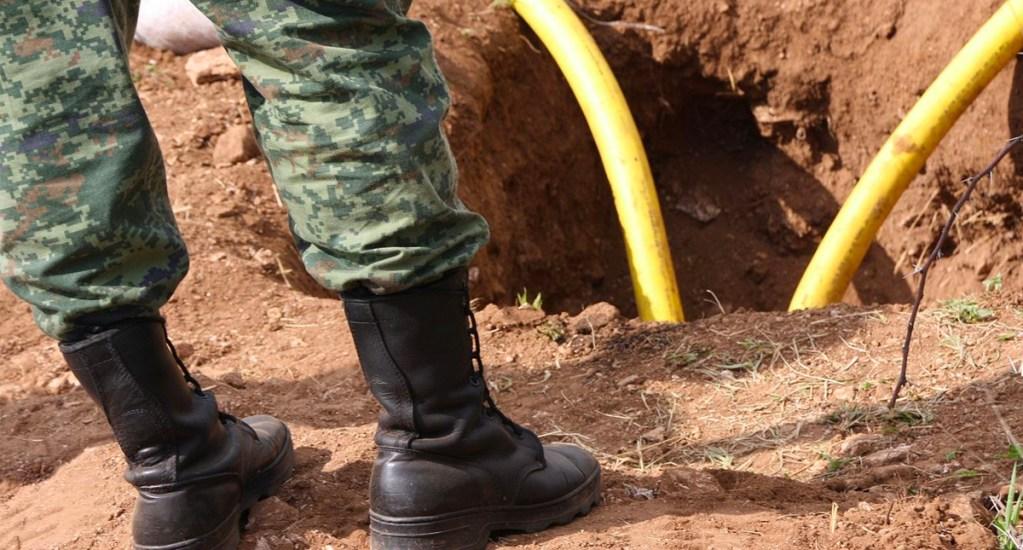 Localizan toma clandestina en Estado de México - Foto de Lado B
