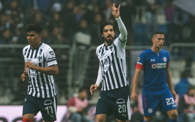 Rayados frena el ímpetu de la Máquina en la ida de semifinales - Foto de Mexsport