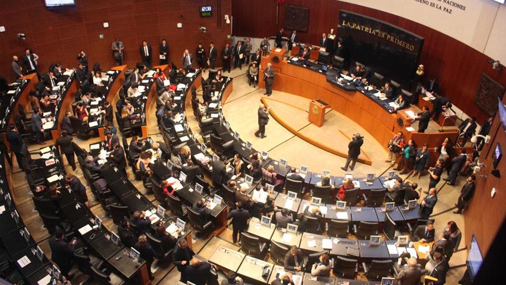 Senado remite sin cambios a Ejecutivo la Ley de Ingresos 2019 - Senado aprueba la Guardia Nacional