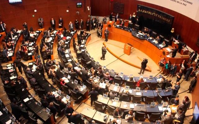 Senado ratifica a subsecretarios de Cancillería en periodo extraordinario - Foto de @NoticiaCongreso